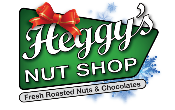 Heggy's Nut Shop Thanksgiving Logo