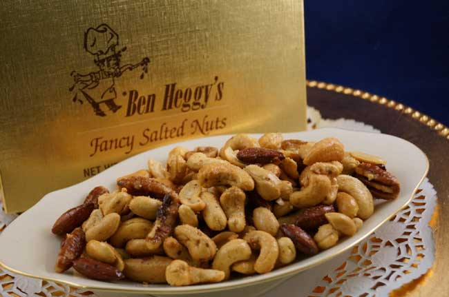 Special Mix with peanuts