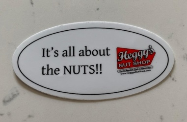 all about the nuts